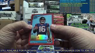 Sunday Funday NFL 40 Box National Treasures Flawless Football Mixer