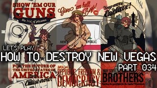HOW TO DESTROY FALLOUT: NEW VEGAS (Part 34: Stealth Suit Mk II Tests)
