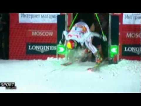 Marcel Hirscher und Lena Dürr gewinnen in Moskau 2013 -  Parallelrennen