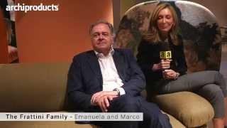 TACCHINI   Emanuela Frattini Magnusson, Marco Frattini   Archiproducts - Salone del Mobile 2015