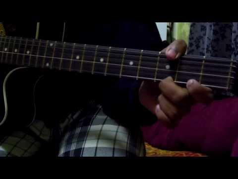 Guitar simple tune of DIL TOH PAGAL HAI