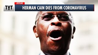 Herman Cain Has Passed Away from Coronavirus!