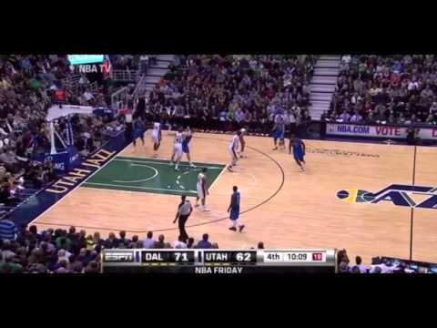 Al Jefferson, Carmelo Anthony, Marc Gasol, Dirk Nowitzki, Tim Duncan & Chris Paul NBA Post Moves Mix