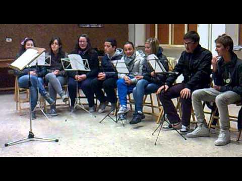 Ear Training Scuola di Musica Gessopalena-I versione