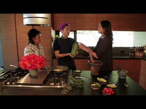 "Fashionista TV presents ""Haute Cuisine"" with Chrissy Teigen"