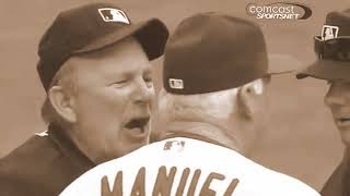 May 5 2012 baseball fight. Charlie Manuel gets ejected