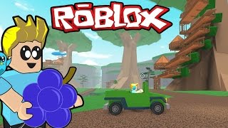Roblox / Treehouse Tycoon Part 2 / Giant Blueberries / Gamer Chad Plays