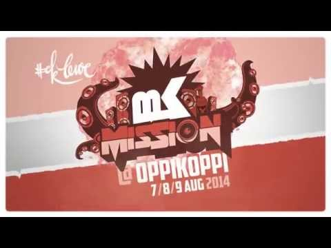 MK Mission by Oppikoppi 2014