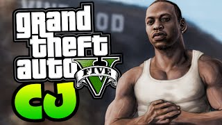 "IS CJ ""CARL JOHNSON"" IN GTA 5! (Myth Busted)"