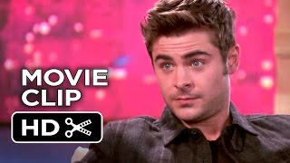 The Interview Movie CLIP - Zac Efron Reveals All (2014) - James Franco Movie HD