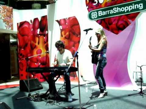 DUPLA CRISTELO SHOW DE ANIVERS�RIO DO BARRASHOPPING