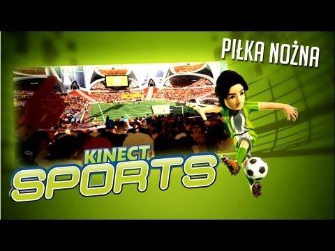 #5 Zagrajmy W Kinect Sport - Piłka Nożna (Football) - PL