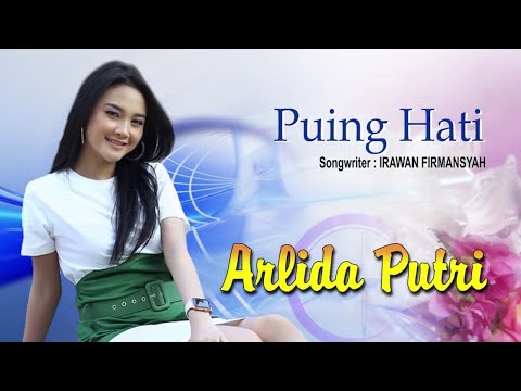 Arlida Putri - Puing Hati (Official Music Video)