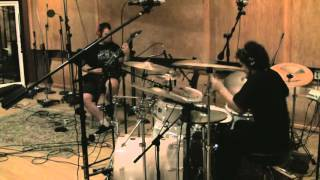 Brain Drill - Studio Session - Drums