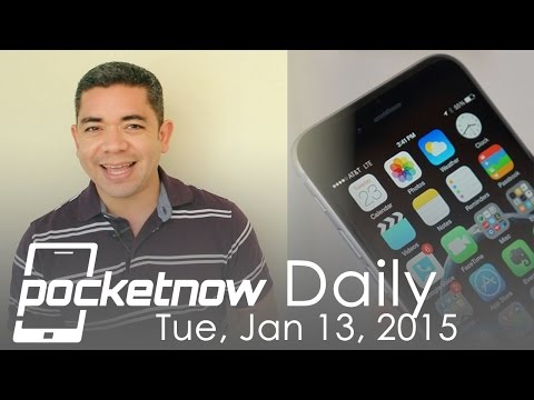 iPhone 6s camera, Nexus 9 variants, Galaxy S6 details & more - Pocketnow Daily