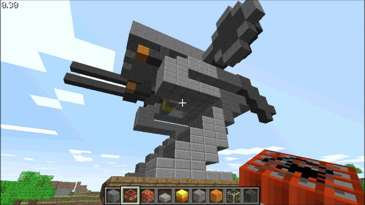 Gear Zeke Minecraft Metal Gear Zeke