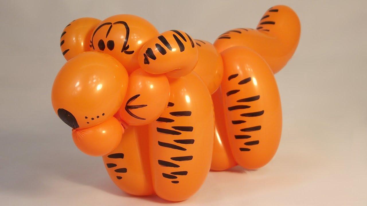 tutoriel 4 le tigre balloon tiger el tigre youtube. Black Bedroom Furniture Sets. Home Design Ideas