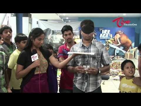 India's Largest Cube Art for Limca Book of Records