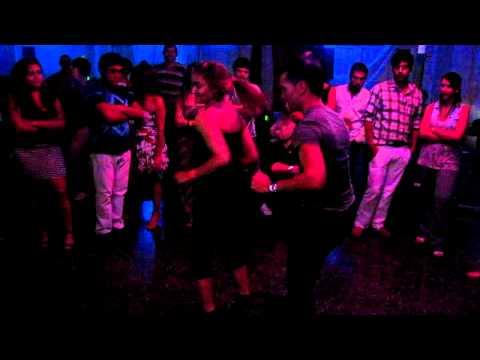 Junín Salsa Congress 2012 ~ Baile Social ~ Oliver Pineda