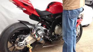 Austin Racing GP2R ARCS Installed on '13 S1000RR