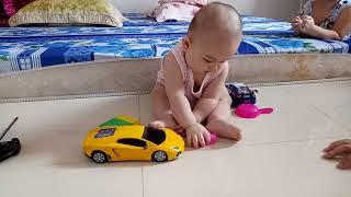 Rio chơi xe điều khiển mới