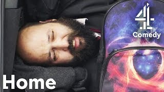 Finding a Syrian Refugee in the Boot of Your Car   Home   New Comedy on Channel 4
