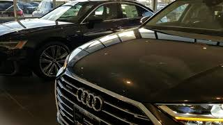 Brand New 2019 Audi A8 V6 Biturbo In Depth Review, Interior, Exterior, and Cool Features