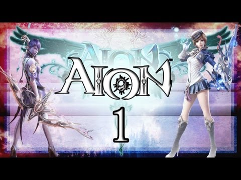 Aion - Free To Play - Let's play #1 - Prsentation