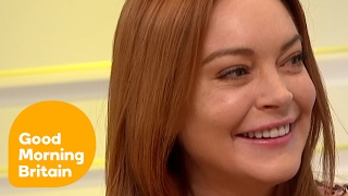 Lindsay Lohan on Converting to Islam | Good Morning Britain