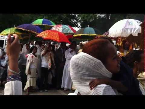 Ethiopia Orthodox Church Mezmur America Verginia Hamero Noh Kidane Mhret Church video