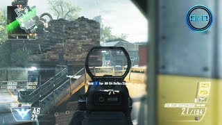 """UPLINK"" Gameplay - Black Ops 2 Multiplayer - New VENGEANCE Map Pack 3 DLC COD BO2!"