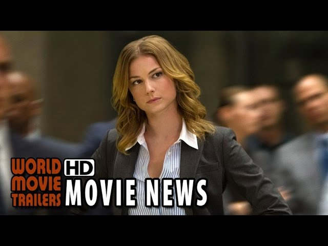 Movie News: Captain America:Civil War - Emily VanCamp confirmed (2015) HD