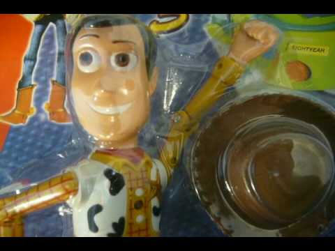 Bootleg Toys Cracked Bootleg Toy Story 3 Two Pack