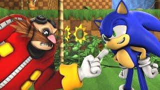 [SFM] Sonic's Unusual Battle