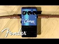 Fender Competition Series Chorus Pedal Demo