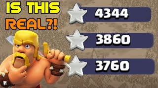 THE BEST WAR CLAN IN CLASH OF CLANS HISTORY?! | IS THIS REAL?! (NOT CLICKBAIT)
