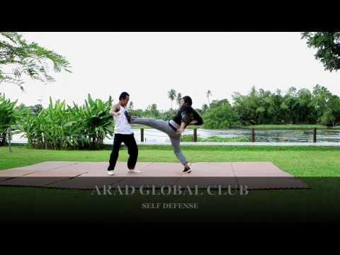 Self Defense Training 7,Tony Jaa, Arad Global Club: Eskişehir Self Defense, Eskişehir Muay Thai