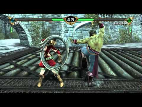 Soul Calibur IV Xbox 360 Gameplay HD 720p