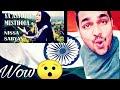 Lagu Indian reaction on YA ASYIQOL VERSI SABYAN