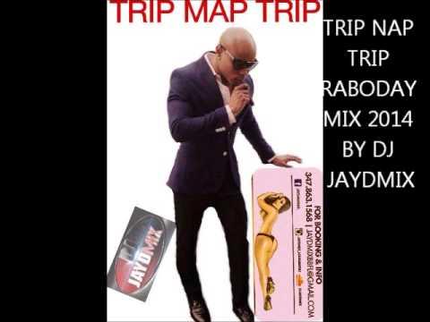 TRIP NAP TRIP RABODAY MIXTAPE VOL. 1(DJ JAYDMIX)