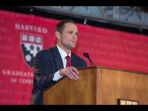 Dean James Ryan's Speech: The Campaign for the Harvard Graduate School of Education