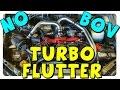 DIY   BOV/BPV Delete - Block Off Plate   Stage 3 WRX Turbo Sound