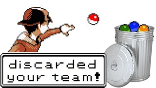 Pokemon Crystal but I'm forced to steal