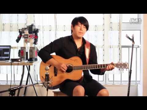 指弹吉他教学-第五课Wind And Warm 吉他弹唱