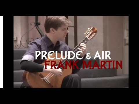 0 Prelude and Air from Quatre Pieces Breves by Frank Martin