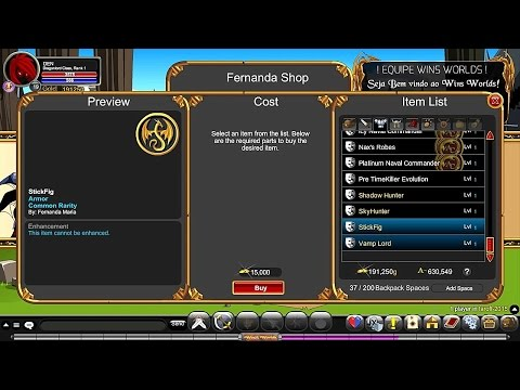 AQW Private Server Non-Hamachi 2015 + Link [WORKING]