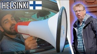 Drive by Compliments: Finland Edition (Stopped by Police)