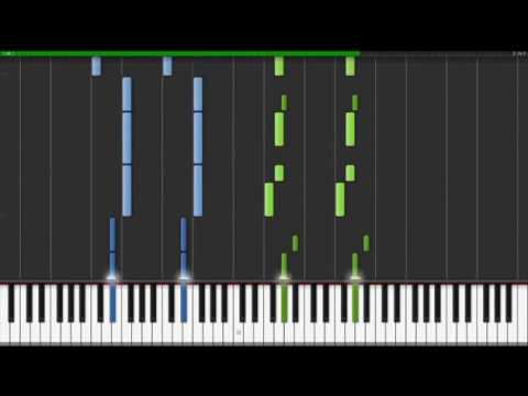How to play Danuvius by Audiomachine on piano (Tutorial)
