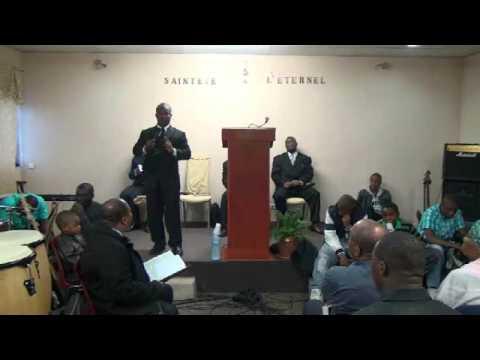 Reveil 2012 Frere Jude D'aout (d'haiti, radio shalom) 5eme jour