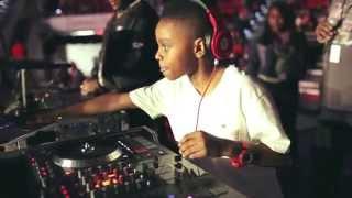 Kid DJ Sensation Chase Dawson